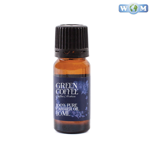 Green Coffee Cold Pressed Oil