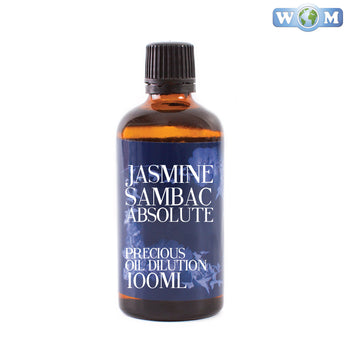 Jasmine Sambac Absolute Oil Dilution