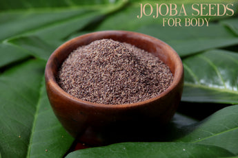 Jojoba Seeds For Body Exfoliant