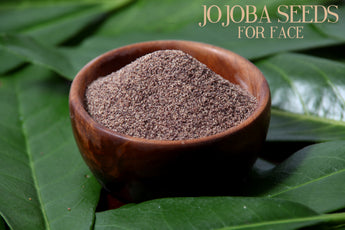 Jojoba Seeds For Face Exfoliant