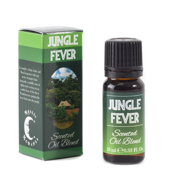 Jungle Fever | Scented Oil Blend