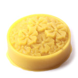 Classic Round Silicone Soap Mould R0174