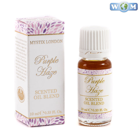 Purple Haze - Scented Oil Blend