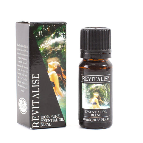 Revitalise - Essential Oil Blends