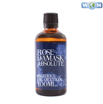 Rose Damask Absolute Oil Dilution