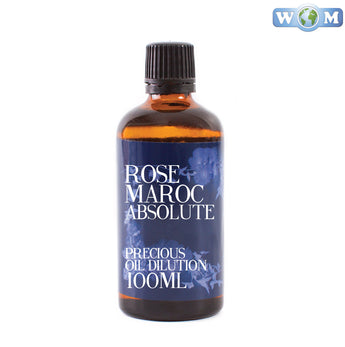 Rose Maroc Absolute Oil Dilution