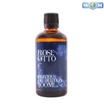 Rose Otto Essential Oil Dilution