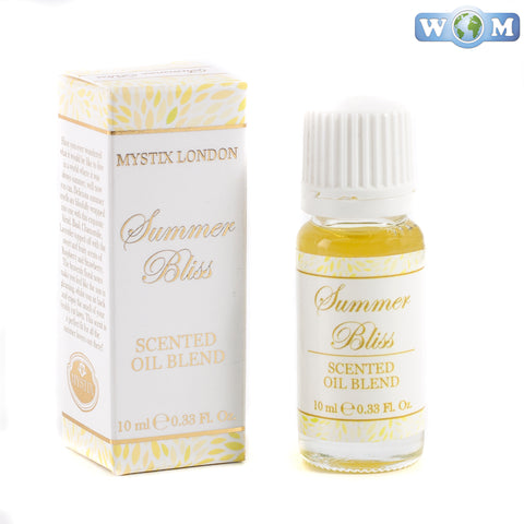 Summer Bliss - Scented Oil Blend