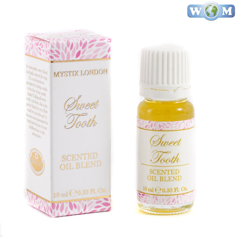 Sweet Tooth - Scented Oil Blend