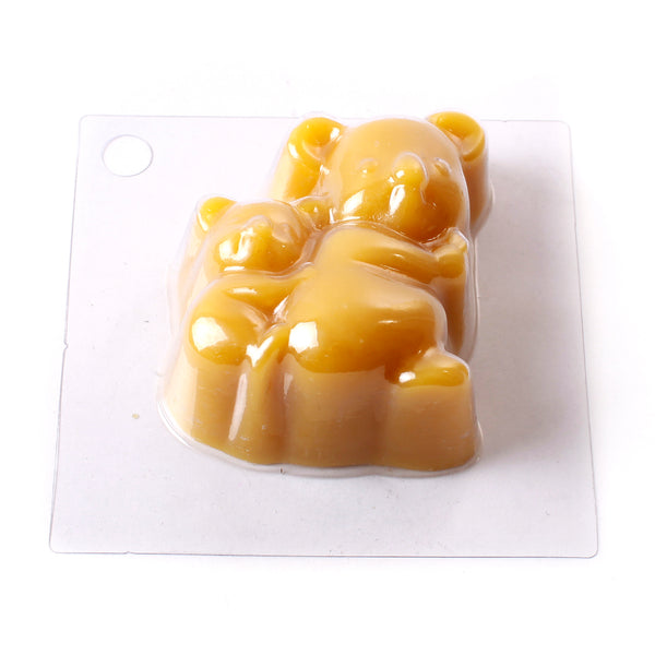 Adorable Koala with Baby Soap/Bath Bomb Mould 4 Cavity F13