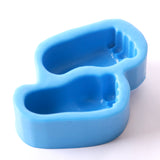 Baby Feet Silicone Soap Mould R0131
