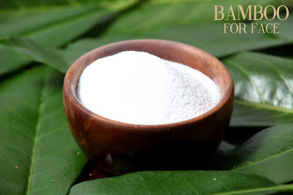 Bamboo Fine For Face Exfoliant