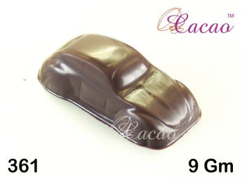 Beetle Car Chocolate/Sweet/Soap/Plaster/Bath Bomb Mould #361 (16 cavity)