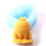 Cartoon Frog Silicone Soap Mould H0043
