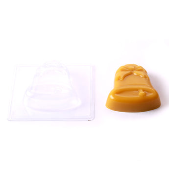 Christmas/Wedding Bell Soap/Bath Bomb Mould Mold 4 Cavity N18