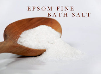 Epsom Fine Bath Salts