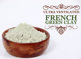 Green Ultra Ventilated French Clay