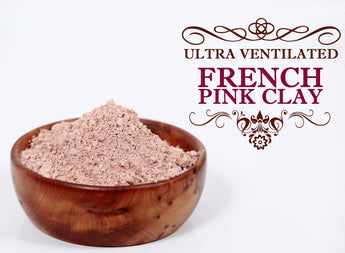 Pink Ultra Ventilated French Clay