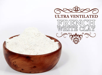 White Ultra Ventilated French Clay