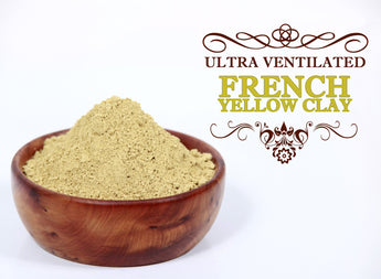 Yellow Ultra Ventilated French Clay