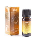 Leo - Zodiac Sign Astrology Essential Oil Blend