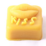 Lips & Kiss Silicone Soap Mould R0206
