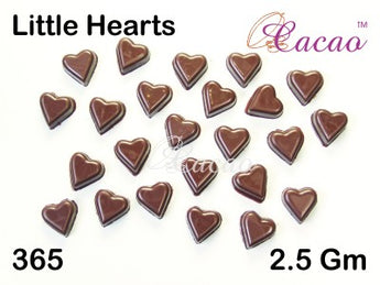 Little Hearts Chocolate/Sweet/Soap/Plaster/Bath Bomb Mould #365 (24 Cavity)