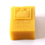 Live Love Laugh Silicone Soap Mould R0727