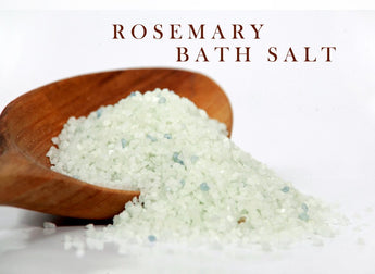 Bath Salts - Rosemary