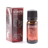 Scorpio - Zodiac Sign Astrology Essential Oil Blend
