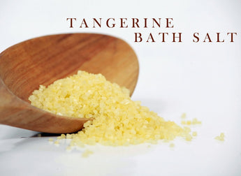 Bath Salts - Tangerine