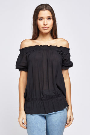 Top off shoulder