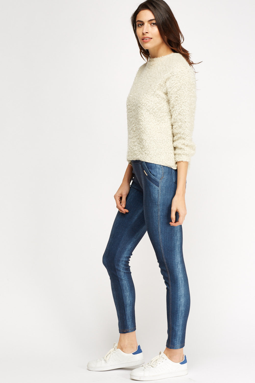 Jeggings talle alto