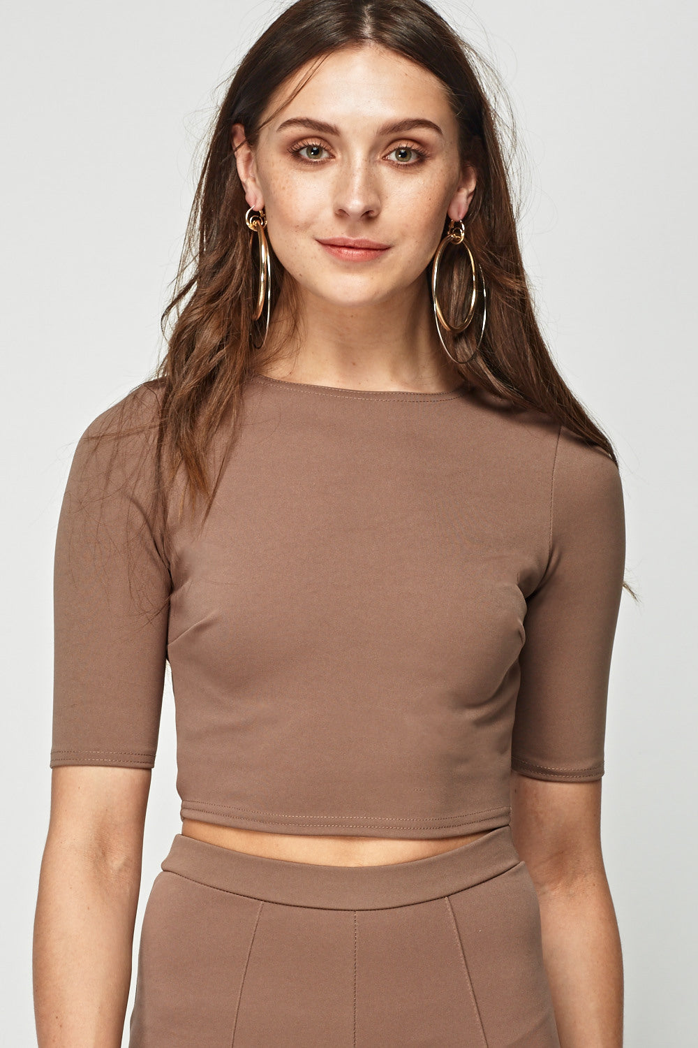 Crop top - MiTiendaSecreta