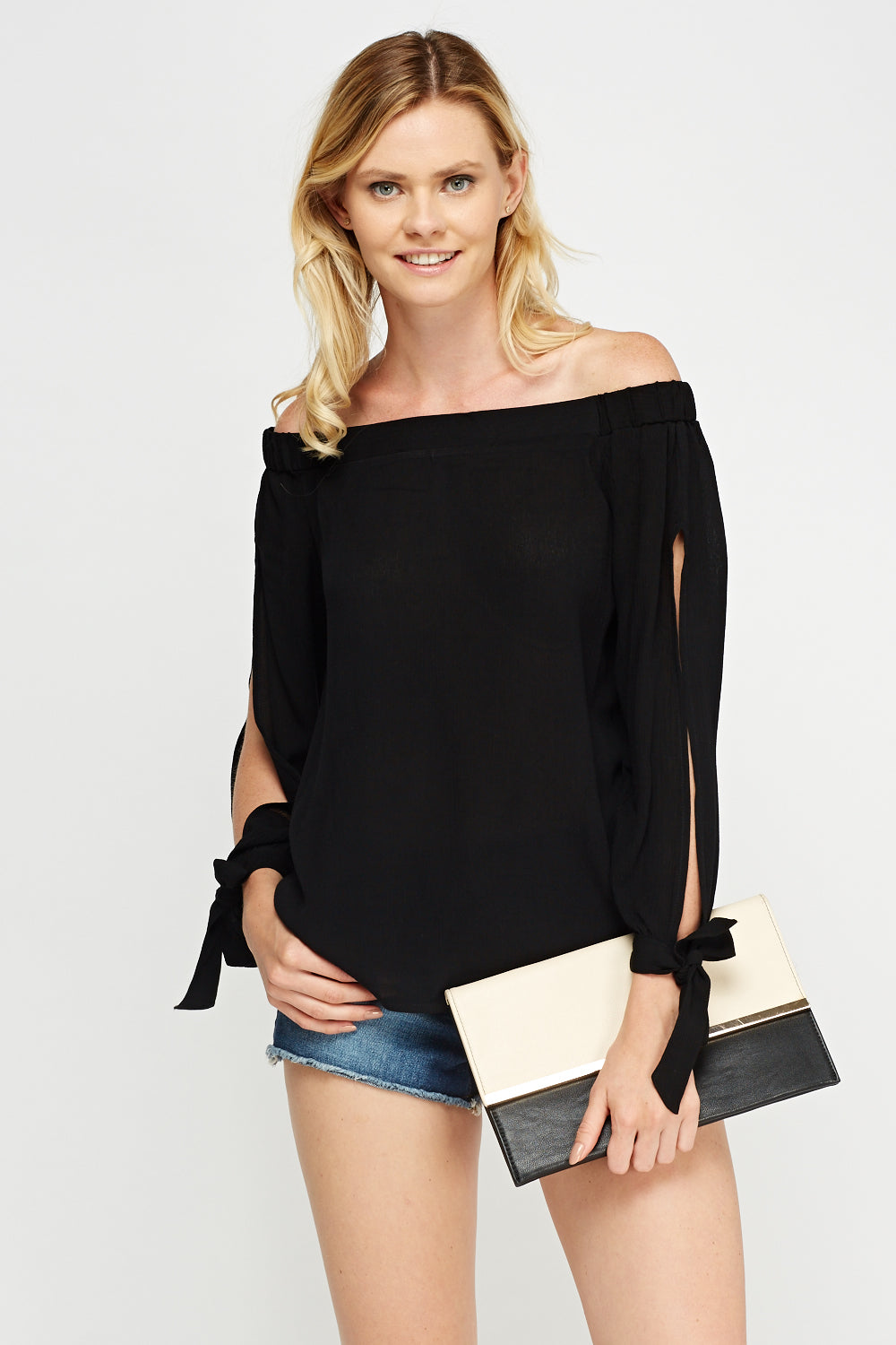 Top off shoulder - MiTiendaSecreta
