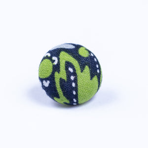 Green and blue Lapel Pin - Oxford Square