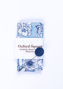 "The ""Pocket Full of Polka"" Lapel Pin and Square Pack - Oxford Square"
