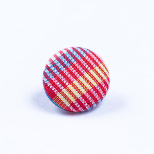 red yellow and blue lapel pin - Oxford Square