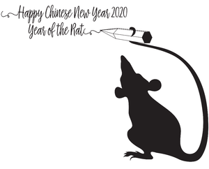 2020 - It's Time for the Rat
