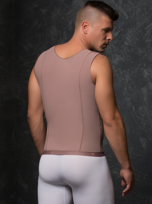 11017 Post-Surgical & Abdomen Reduction Male Girdle