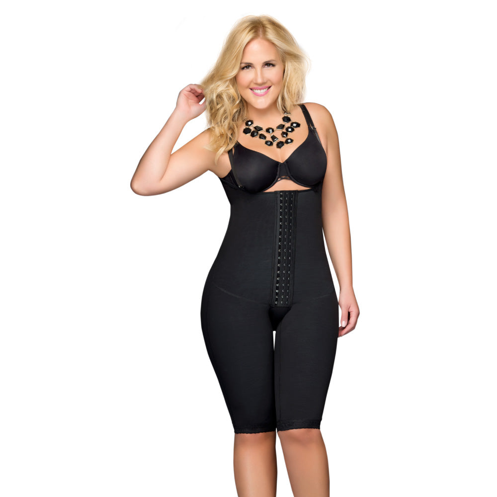 11047 Bust-Free Girdle with Buttocks Enhancement to the Knee