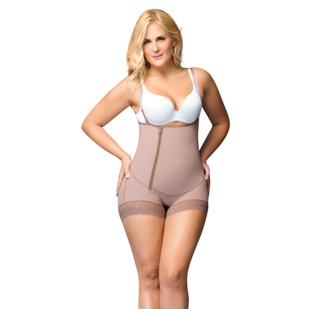 11068 Post Caesarea Strapless Girdle Reductor