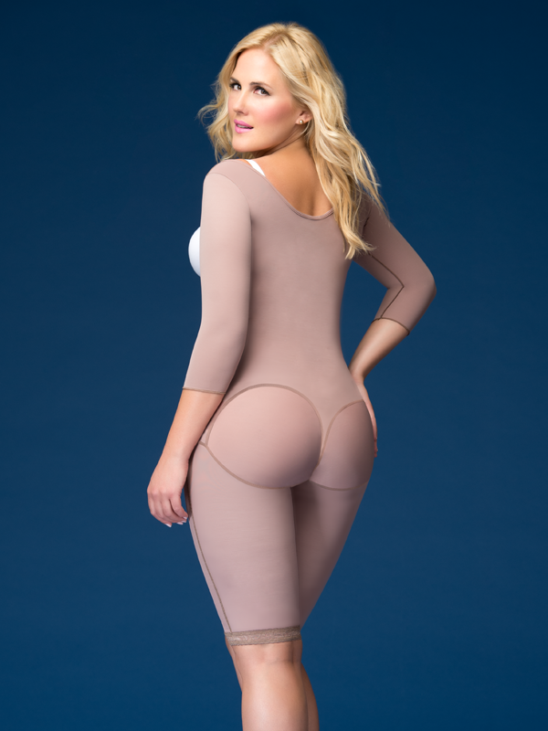 11172 Post Liposuction Girdle with Buttocks Enhancements