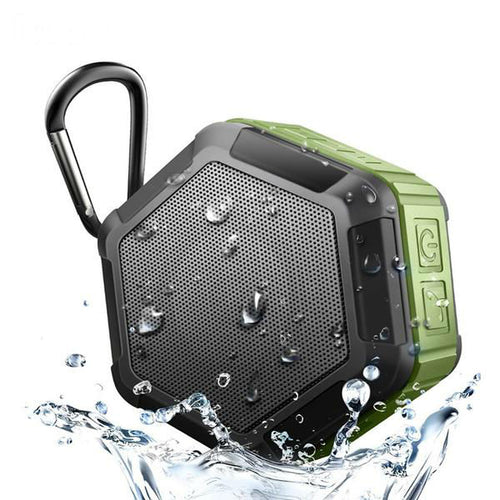 Outdoor Waterproof Mini Bluetooth Speaker - That's So Handy