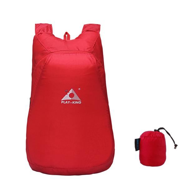 Nylon Foldable Waterproof Backpack - That's So Handy