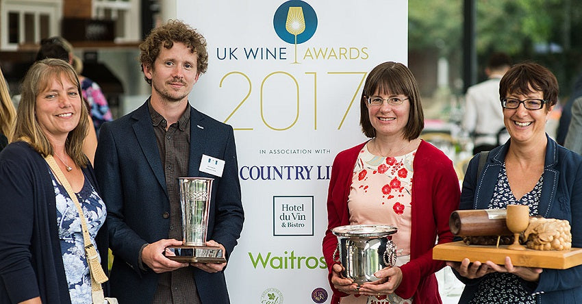 Bolney Wine Estate - UK Wine Awards 2017