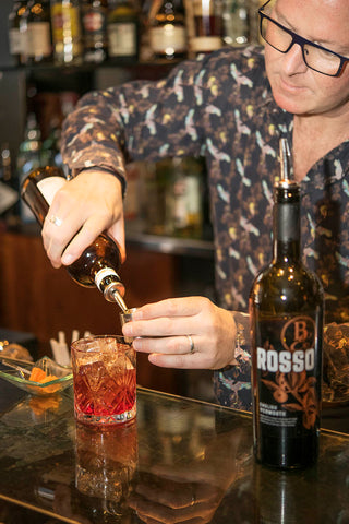 Pied-a-terre Negroni
