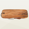 Bolney Acacia Wood Cheese Knife and Board Set
