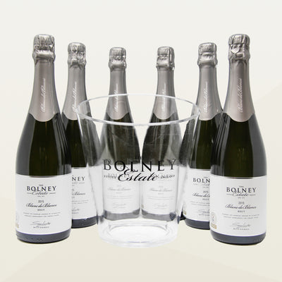 Case of Six Blanc de Blancs with Free Ice Bucket