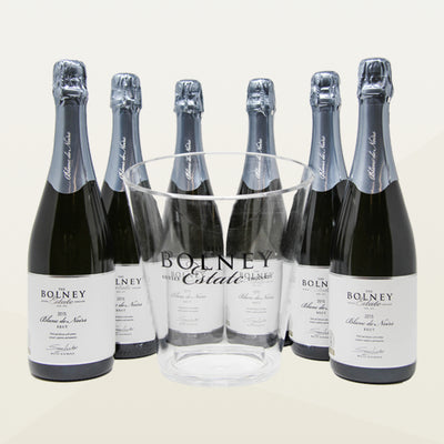 Case of Six Blanc de Noirs with Free Ice Bucket